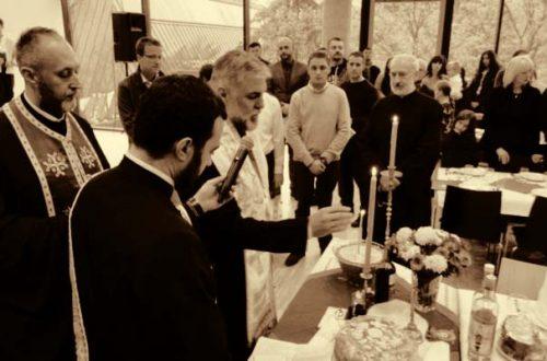 Епископ Григорије у Штутгарту