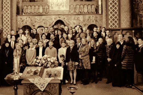 Proslava lekarske slave u manastiru Himelstiru