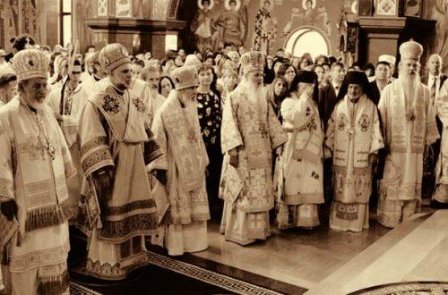 Ustoličenje episkopa Grigorija u Diseldorfu