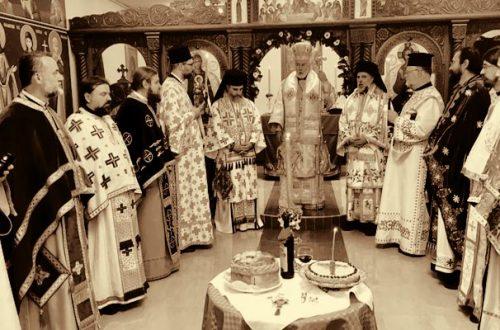 Slava parohije Svetog Đorđa u Antverpenu