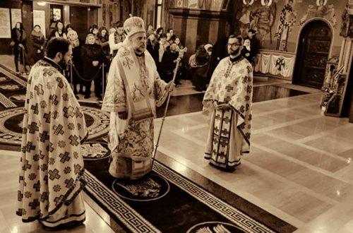 Sveta arhijerejska liturgija u Diseldorfu