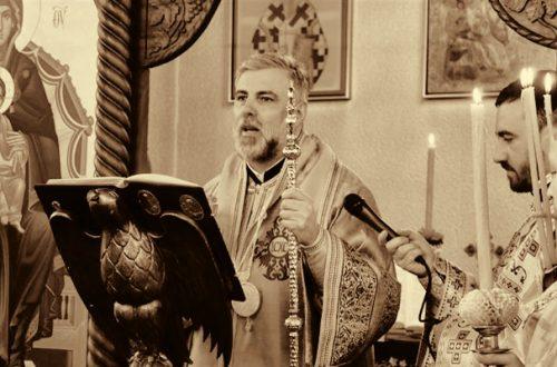 Beseda Episkopa Grigorija u Berlinu
