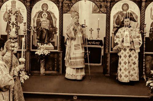 Episkop diseldorfski i nemački Grigorije posetio berlinsku parohiju