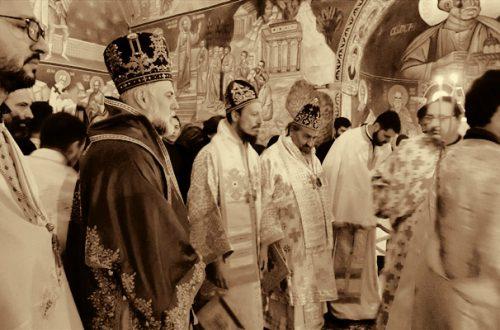 Прослављен празник Светог Игњатија Богоносца у Петропавловом манастиру