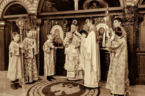 Praznik Svetog Jovana Krstitelja u Diseldorfu