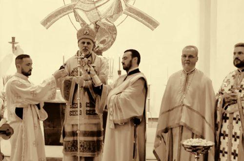 Света Арх. литургија у Фрајбургу