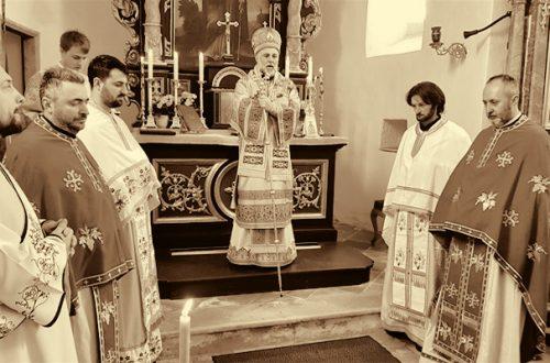 Беседа епископа Григорија у Регенсбургу