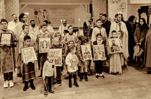 Nedelja pravoslavlja u Diseldorfu