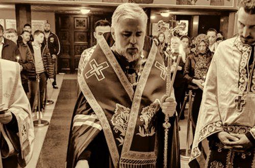 Besjeda Ep. Grigorija na Veliki petak