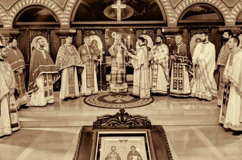 Sveta liturgija na Veliki četvrtak