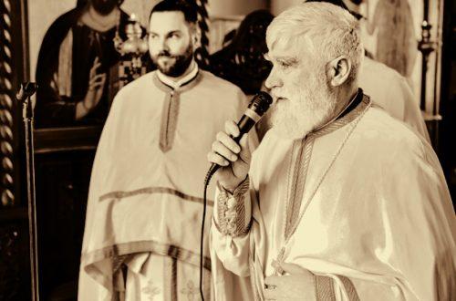 Obraćanje oca Jovana Marića
