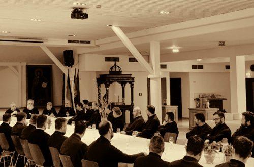 Bratsko sabranje i ispovest sveštenstva Eparhije diseldorfske i nemačke