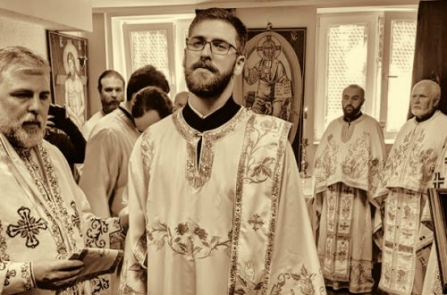 Sveta Arh. liturgija na praznik Svetog Vasilija Ostroškog i Hercegovačkog