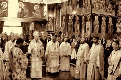 Прослављена Храмовна слава у цркви Светог Јована Владимира у Минхену