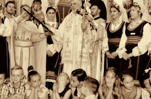 Velika Liturgijska radost u Hanoveru: Vladika Grigorije bogoslužio u Crkvi Svetog Save