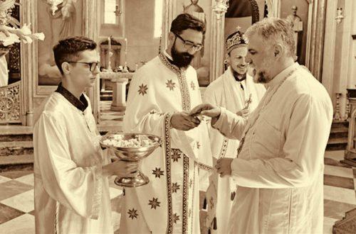 Praznik rođenja Sv. Jovana Krstitelja i rukopoloženja u Dubrovniku
