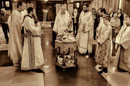 Proslava Preobraženja Gospodnjeg u Diselforfu
