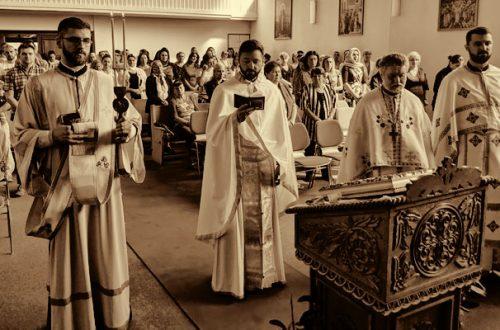 Sveta liturgija u Augsburgu