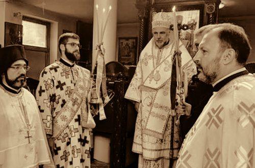 Sveta liturgija u Berlinu