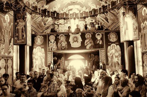Liturgijsko sabranje u švarcvaldskoj parohiji