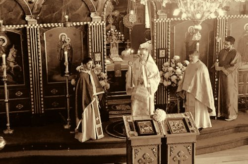 Episkop Grigorije služio u Patersonu – Nju Džersi