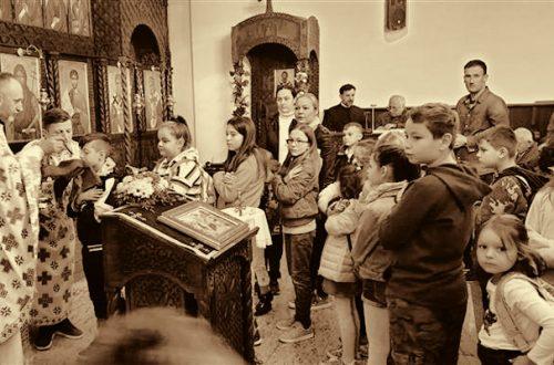 Призив Светог Духа поводом почетка школске године у Штутгарту