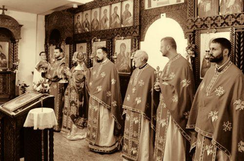 Прослављена храмовна слава у Штутгарту