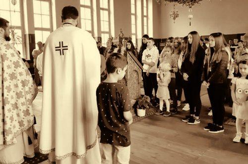 Priziv Svetog Duha povodom početka školske godine u Vupertalu