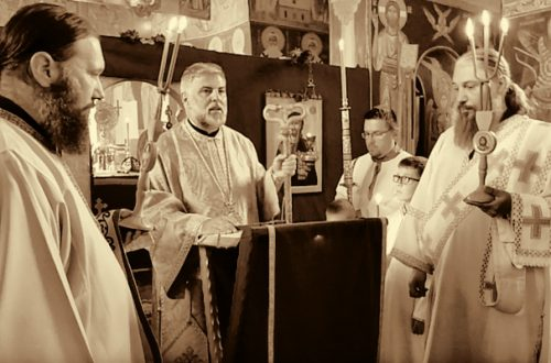 Besjeda Ep. Grigorija na Pokrov Presvete Bogorodice 2019. u Manastiru Duži
