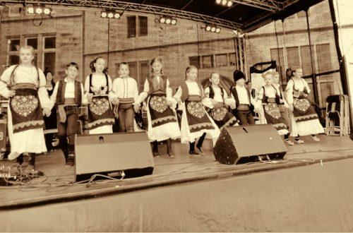 Tradicionalno učešće parohijana na Festivalu kulture u Osnabriku