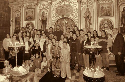 Priziv Svetoga  Duha povodom početka školske godine u Osnabriku