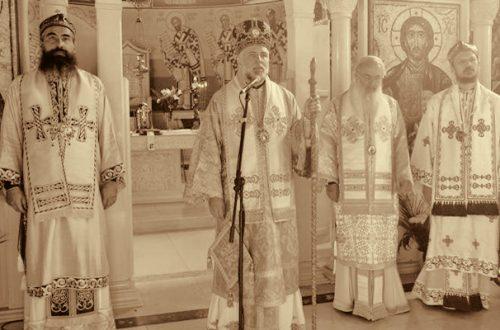 Evharistijskim sabranjem završena proslava jubileja episkopa Grigorija