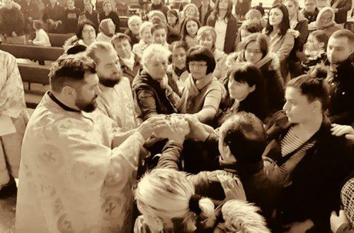 Sveta Petka Paraskeva – slava parohije u Bremenu