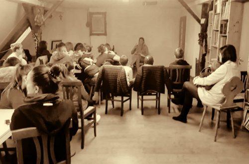 Predavanje u Nirnbergu