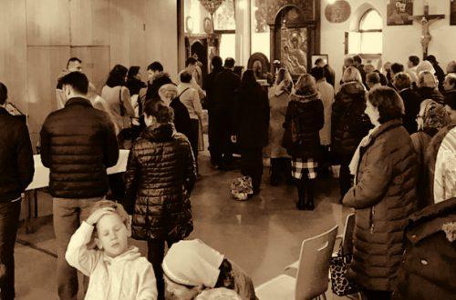 Liturgijsko sabranje na dan Svetoga apostola i jevanđelista Luke u Frankfurtu
