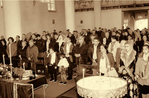 Krsna slava hrama u Dortmundu