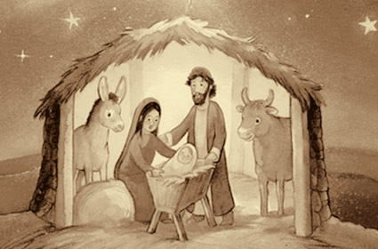 """Najava – Predstava ,,Hristovo rođenje"""" u Kelnu 22.12.2019."""