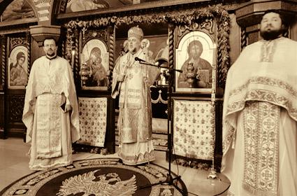 Besede Vladike Grigorija na Vavedenje i na 24. i 25. nedelju po Duhovima