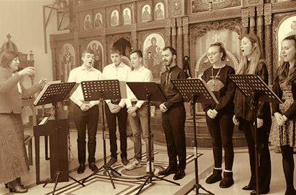 Nedelja 26. po Duhovima uz dečiji bazar i koncert crkvenog hora u Hamburgu