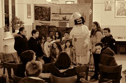 Predstava i edukativna radionica za djecu