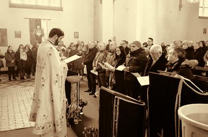 Bogojavljenje u parohiji dortmundskoj