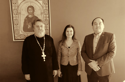 Ambasadorka Srbije posetila hram  Vaskrsenja Hristovog u Berlinu