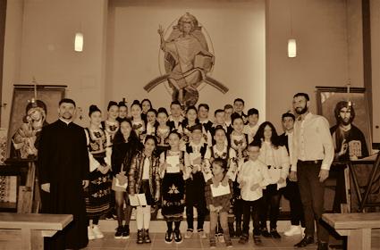 Свети Сава – парохијска слава у Фрајбургу