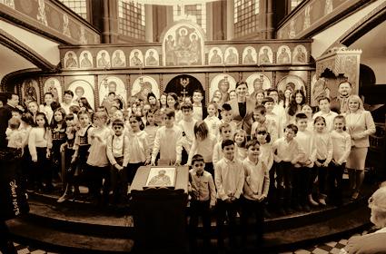 Svetosavska proslava u hramu Svetoga Save u Berlinu