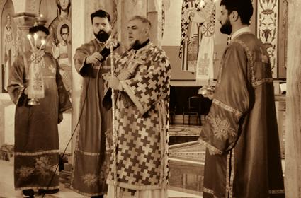 Vladika Grigorije na praznik Otaca bogoslužio u podgoričkom sabornom hramu