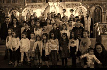 Proslava Svetog Save u parohiji Altena/Hagen