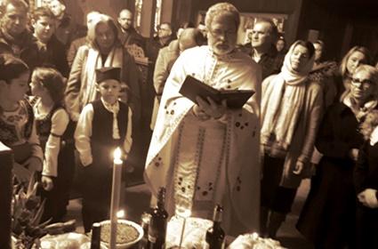 Svetosavska proslava u Bilefeldu