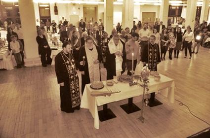Svetosavska narodna proslava u Berlinu