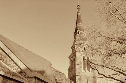 Bogosluženje u kapeli Svetoga Luke na Savindan – Frankfurt