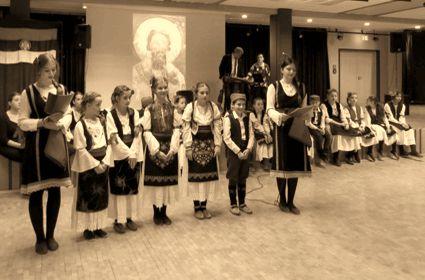 Svetosavska proslava u Osnabriku